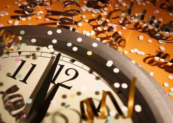 É dentro de você que o Ano Novo