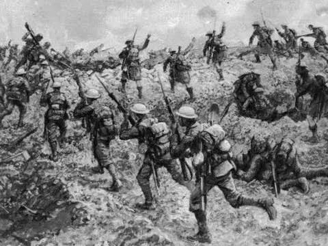 Vários livros também sobre os 100 anos da Primeira Guerra Mundial (1914-1918)