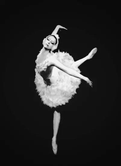 A russa Maya Plisetskaya, uma das maiores bailarinas do século 20