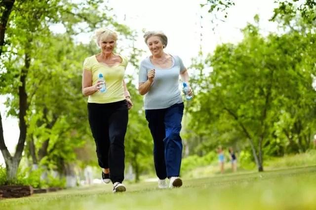 A atividade física é fundamental para viver mais tempo e ter uma vida melhor