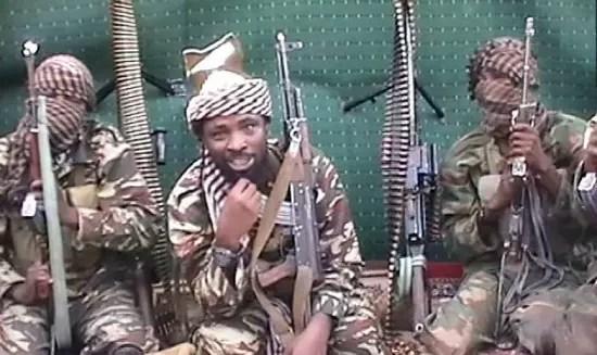 O abominável Abubakar Shekau, sequestrador de estudantes, na Nigéria