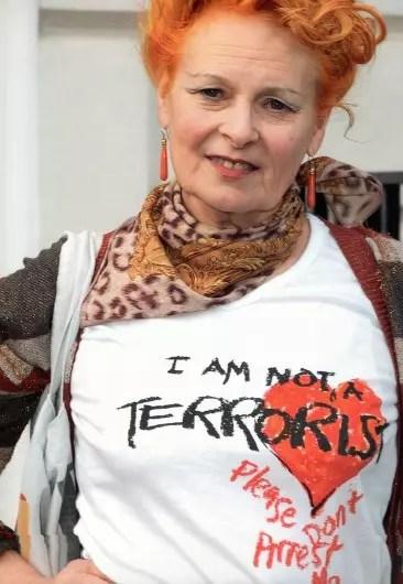 """""""Eu não sou terrorista"""""""