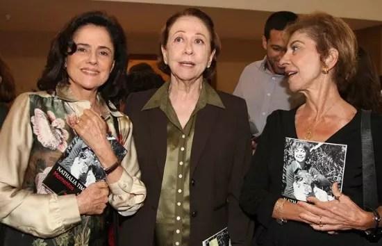 Marieta Severo, Fernanda Montenegro e