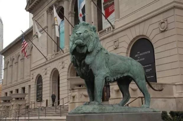 The Art Institute, de Chicago, nos Estados Unidos, é apontado como o melhor museu do mundo