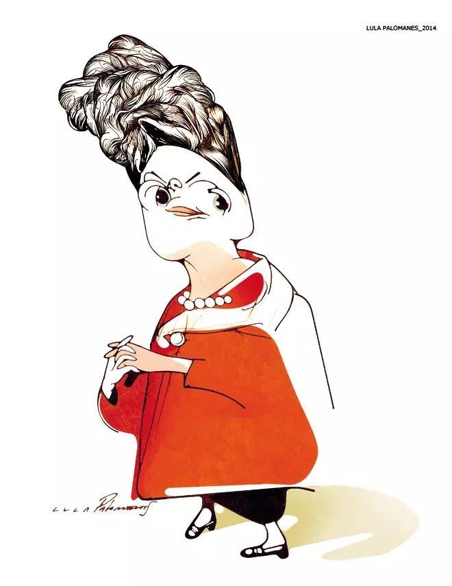 Dilma, 66 anos, inicia em janeiro de 2015 mais quatro anos à frente do Brasil