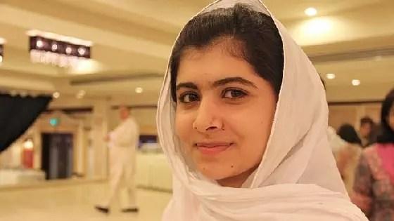 A paquistanesa de 17 anos é a mais jovem ganhadora do Nobel