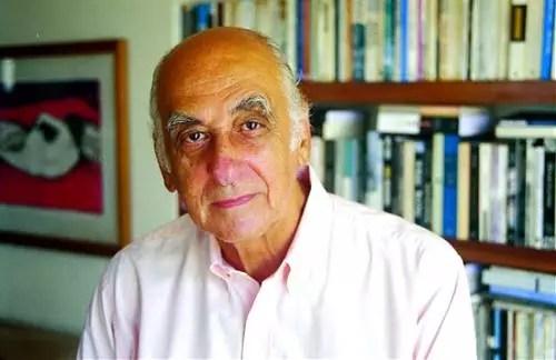 Zuenir Ventura, 84, é um ícone do jornalismo carioca