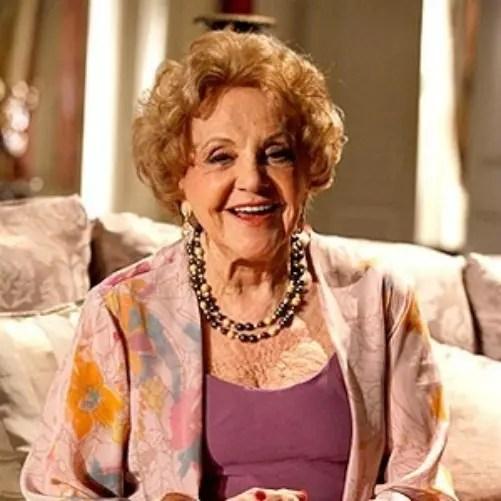 A atriz Eva Todor está com 95 anos