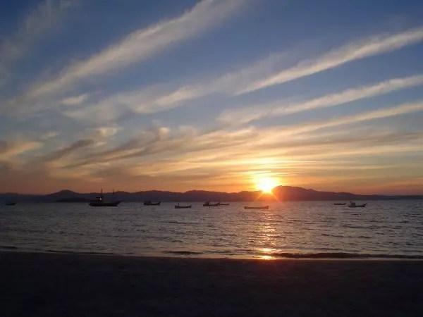 Ter vontade de rezar diante de cada pôr do sol