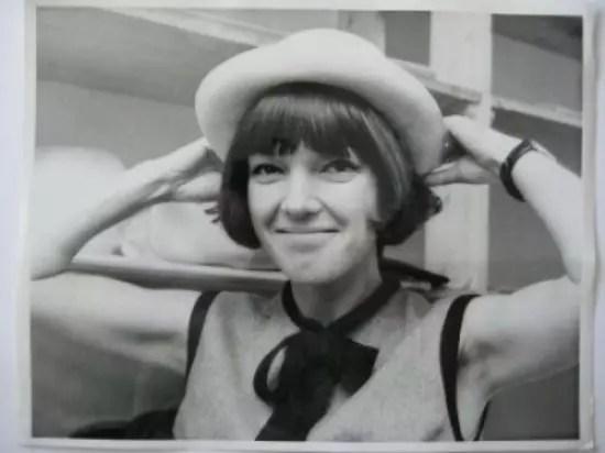 Mary Quant, criadora da revolucionária mini-saia