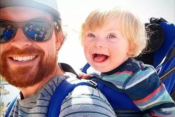 A alegria de viver com um pai sensível e amoroso