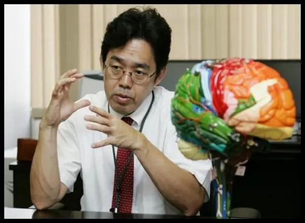 Ryuta Kawashima, Pesquisador do Centro para o Envelhecimento Inteligente da Universidade de Tohoku