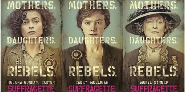 O cartaz: as três grandes atrizes dão um show nesse filme