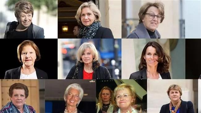 Dez das 17 mulheres mais poderosas da França, autoras do manfesto