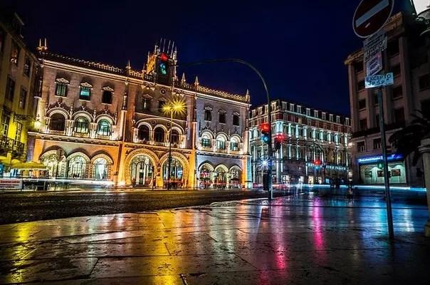 Com a recuperação de  Lisboa, a cidade voltou a ser um local atraente para os investidores