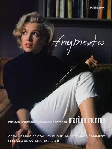 Livro reunindo escritos de Marilyn foi lançado no Brasil em 2011
