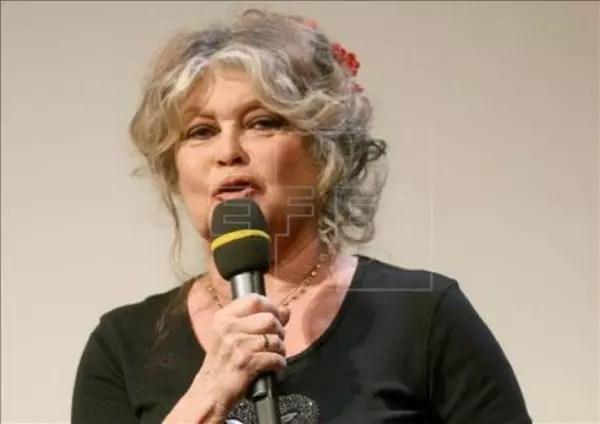 Brigitte é uma ativista pelos direitos dos animais