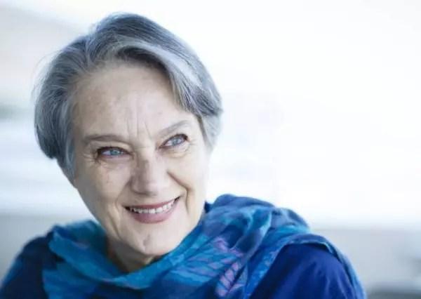 Selma Egrei foi bem recebida pelo público no papel de Encarnação, em Velho Chico