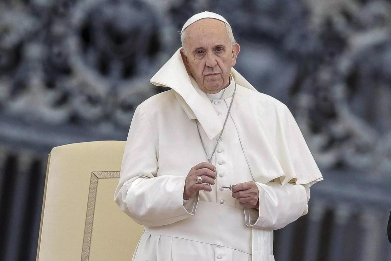 Papa Francisco, que completará 80 anos em dezembro