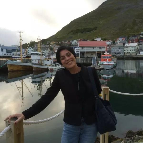 A psicóloga, professora da PUC-Rio, Ana Stingel, passou duas temporadas na Noruega