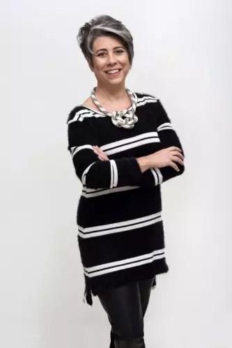 Fernanda Davoglio: Envelhece um pouco, mas encaro numa boa
