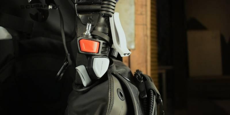 Scubapro X-Black Inflator