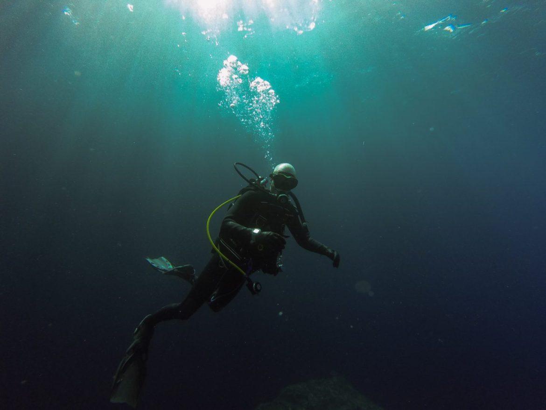 Bare Reactive Underwater