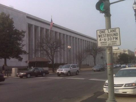 James A. Madison Building