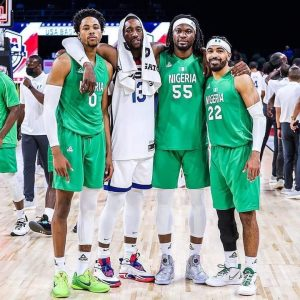 Nigeria basketball players  d'tigers - FB IMG 1626159125108 300x300 - Basketball: D'Tigers Put Argentina to the sword days After Humiliating World Number 1, USA