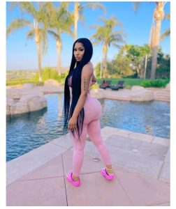 - Screenshot 20210711 171020 252x300 - See photos Of Bimbo,Destiny And Other Celebrities That Enjoy Showing Off Their Back s#de In Pictures