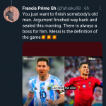 - Screenshot 20210711 2127132 150x150 - Checkout What Ronaldo Posted On Twitter Hours After Messi Won Copa America Trophy