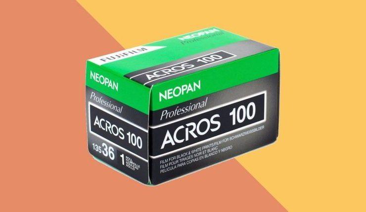 Fujifilm cân nhắc hồi sinh film B&W Neopan 100 Acros   50mm Vietnam