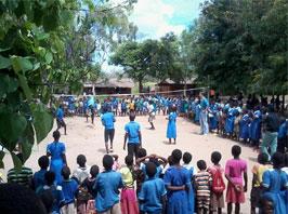 volunteering abroad in africa