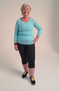 June Marsh Surrey - cancer survivor