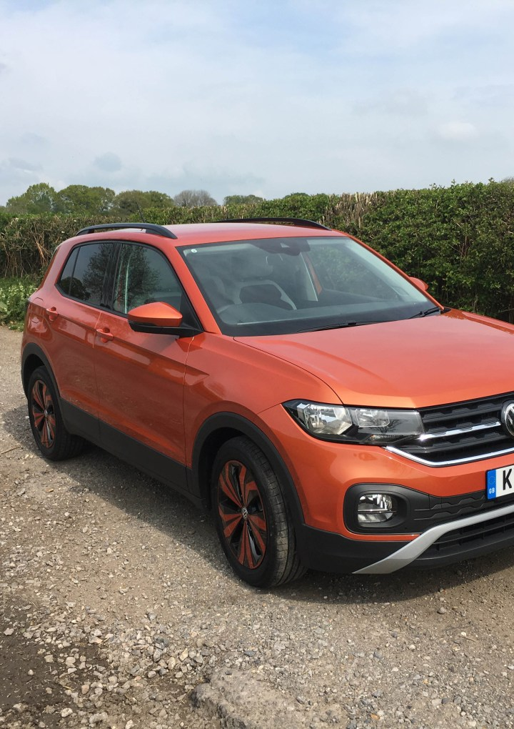 Steve Howarth's Testdrive – T-Cross