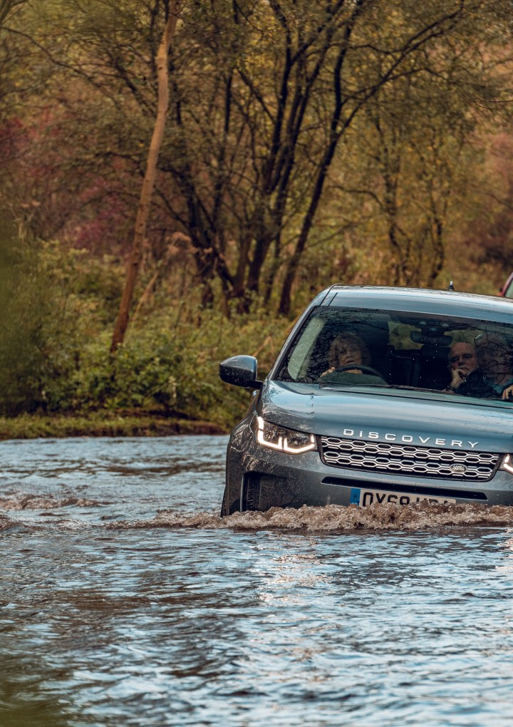 Steve Howarth's Testdrive – NEW DISCOVERY