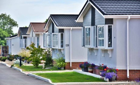 Top 5 reasons for buying a park home?
