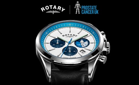 Rotary stands united with the UK's largest men's health charity, Prostate Cancer UK
