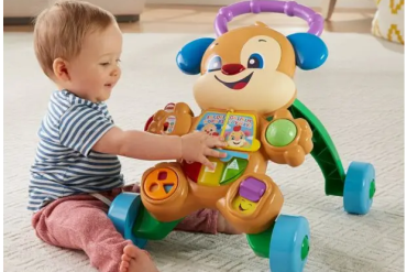 cagnolino gioco fisher price