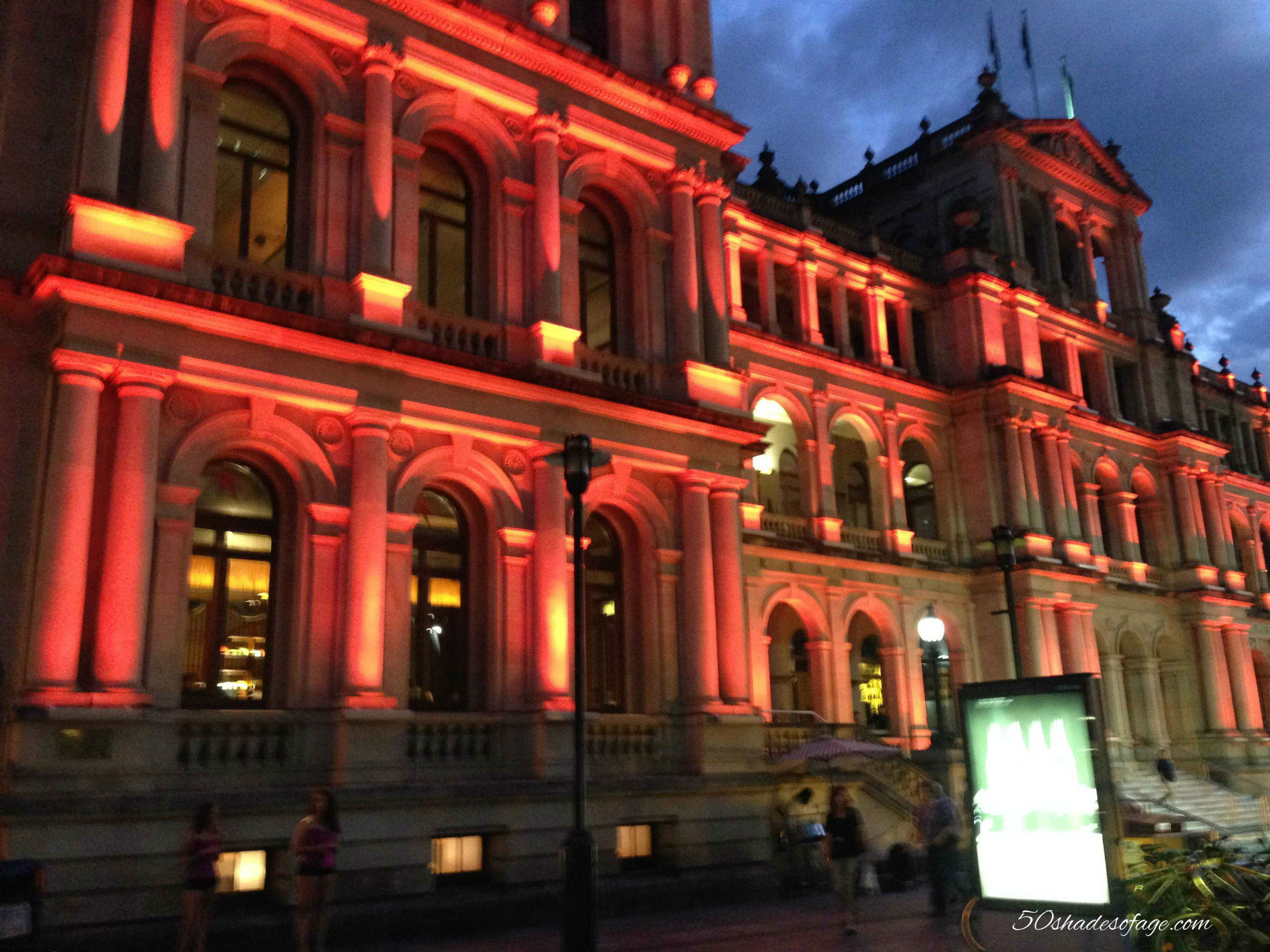 Treasury Casino Brisbane Restaurants