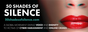 50 Shades of Silence Facebook Cover