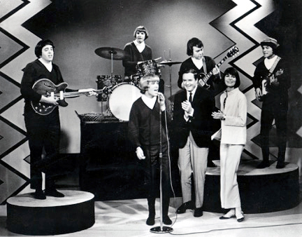 Electric Prunes on the Mike Douglas show