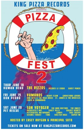king pizza fest