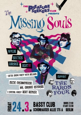 New 45 From – The Missing Souls  a5845a1620d