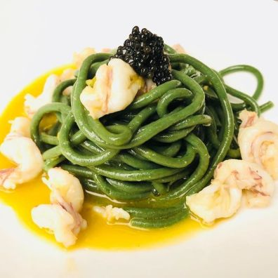 Spaghetti di alghe - Corteinfiore