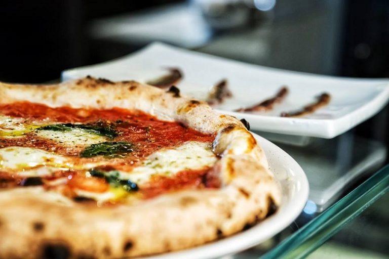 La pizza di Le Follie di Romualdo