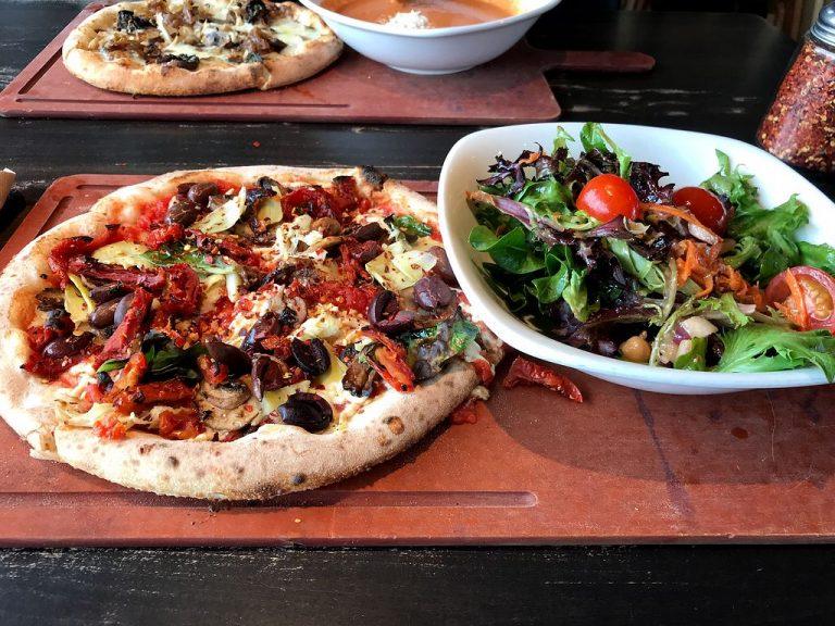 Famoso Neapolitan Pizzeria ad Alberta