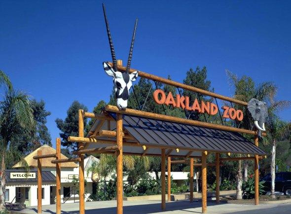Oakland Zoo indoor birthday parties