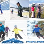 Dodge Ridge: Kid-friendly skiing