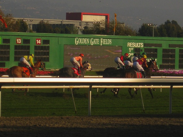 Dollar Day at Golden Gate Fields